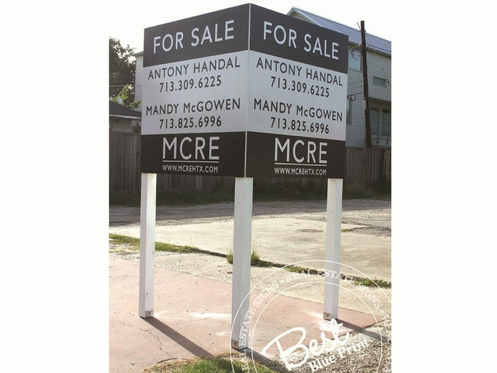 MDO Real Estate Signs